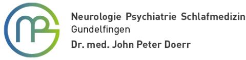 Neurologie Psychiatrie Schlafmedizin Gundelfingen, Dr. med John Peter Doerr